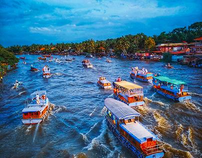Boat Journey