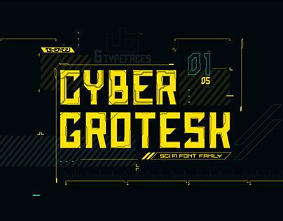 Cyber Grotesk
