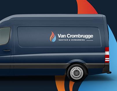 Van Crombrugge logo design