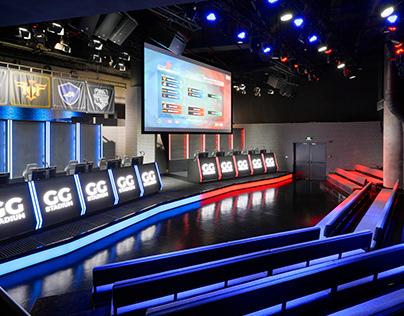 GG stadium / TV studio