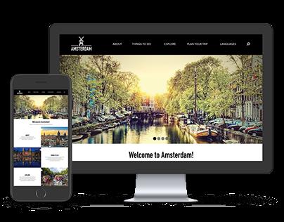 Amsterdam Web Design