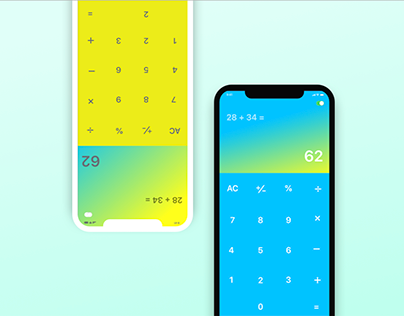 UI Challenges: Calculator