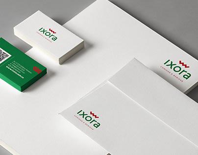 Ixora   Branding
