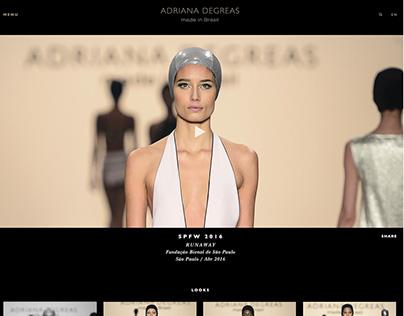 Adriana Degreas | Web