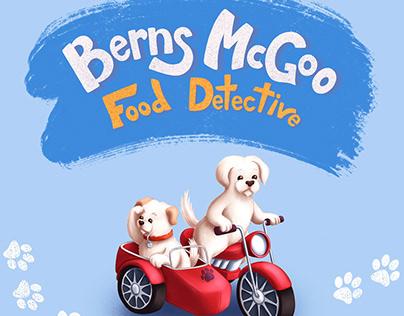 Children's detective book