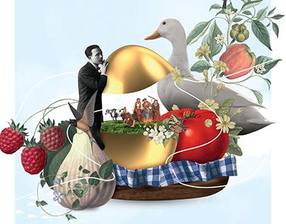 KUKBUK POLECA! (2019) Collage Key Visual