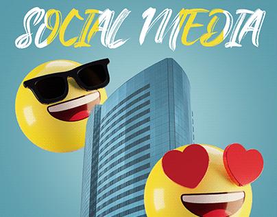 real estate social media design
