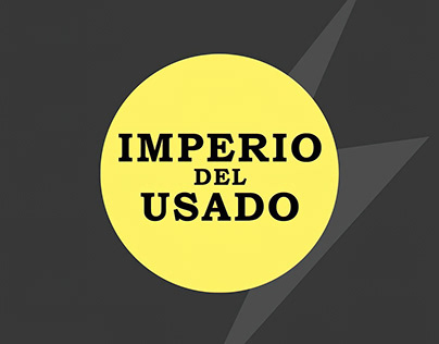 Imperio Del Usado | Logotipo