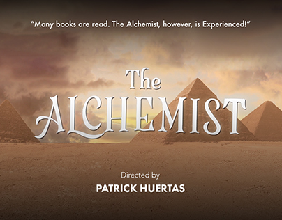 The Alchemist – Title Sequence