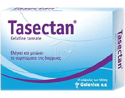 Tasectan - Λογοδιάρροια
