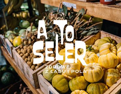 AtoSeler / logo & branding