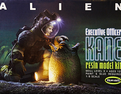 Executive Officer Kane (Polar Lights)