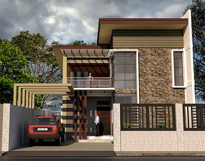 EXTERIOR VISUALIZATION (RESIDENTIAL PROJECTS & DESIGNS)