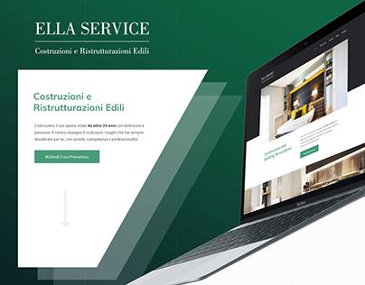 Ella Service | Web Development & Design