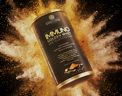 CGI Immuno Golden Whey