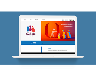 Strona internetowa Stowarzyszenia Adasię