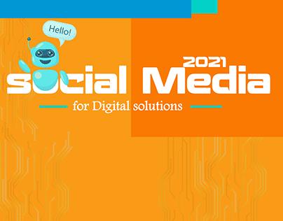 Social media - Digital solutions Agency