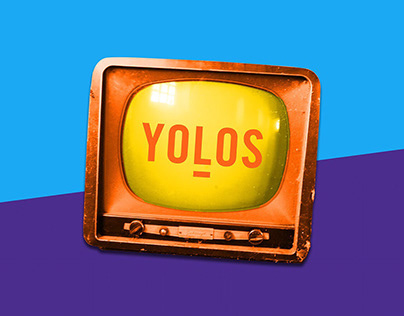 YOLOS digital agency — Dynamic Brand Identity