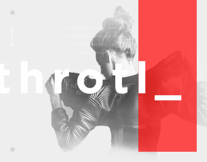 Throtl_ music festival website