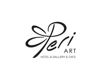 Peri Art   Logo Tasarımı