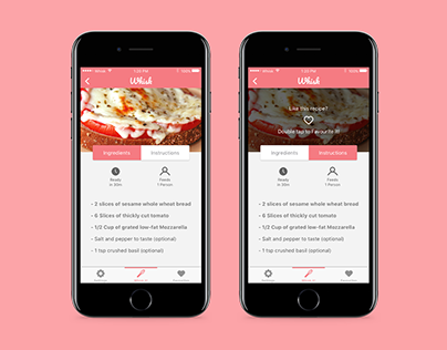 Whisk: A different recipe experience.