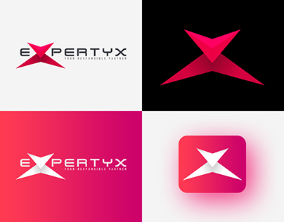 Logo & Identity - Expertyx - Your Responsible Partner