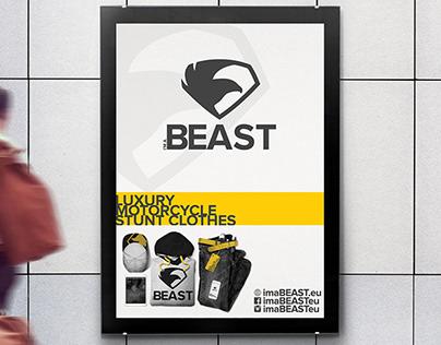 whitegraphic | Brand | I'm a BEAST
