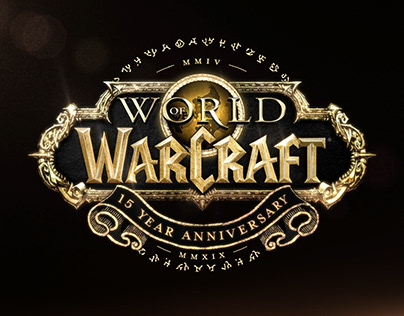 WarCraft / WoW Anniversary Logo Animation