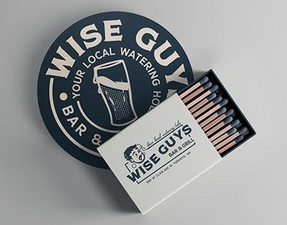 Wise Guys Rebrand