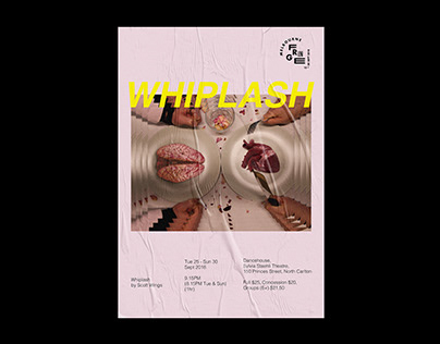 WHIPLASH - Art Direction