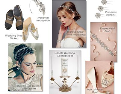 Wedding Shoppping List