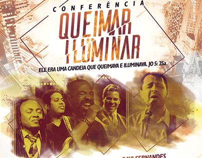 Conferência Queimar Iluminar - Baluarte Nova Iguaçu RJ