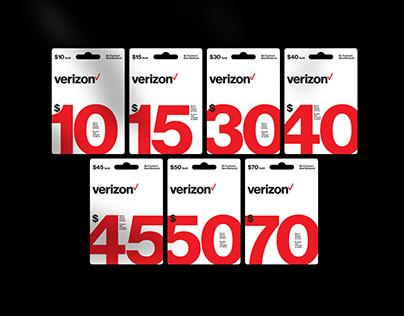 Verizon Prepaid Cards