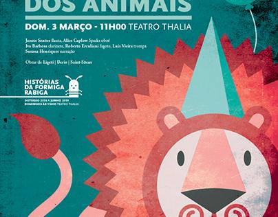 O Carnaval dos Animais