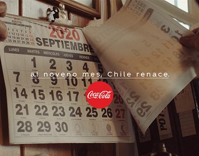 Coca - Cola / El renacer de Chile