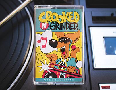 """Crooked N' Grinded"" - Maria x Darksunn split tape"