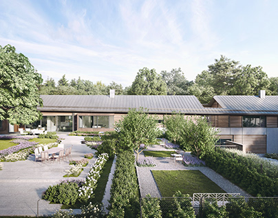 Residence - Greenwich, CT Murdock Solon Architects