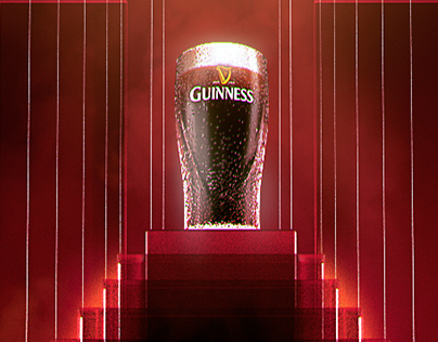 Guinness - Bubbles & Ruby