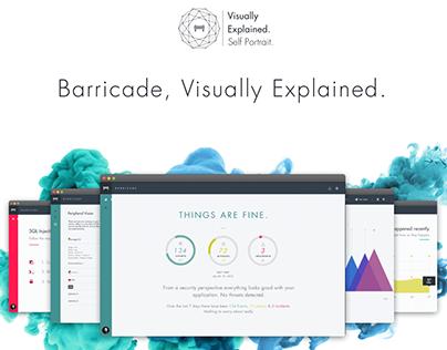 Barricade app, visually explained.