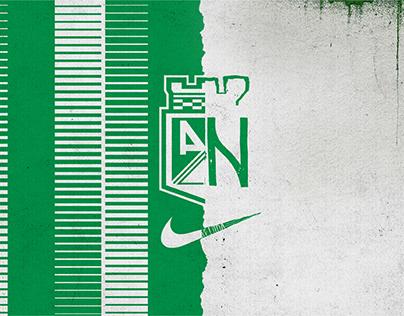 Atlético Nacional / Nike 2019 Kit Campaign (WIP)