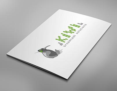 Logo Entwurf für IT Unternehmen