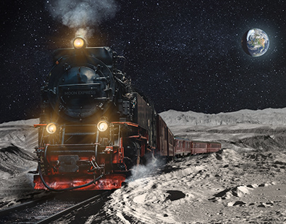The Moon Express