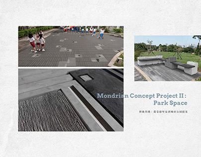 Mondrian Concept Project II   Park Space