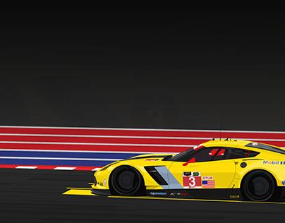 Corvette Racing 2015