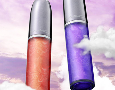 M.A.C Lipsticks the Color of the Sunset