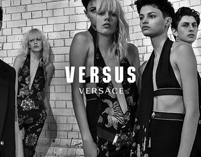 Versus - Microsite Design (2016)
