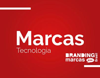 Marcas Tecnologia | Branding Marcas Brasil