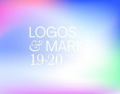 LOGOTYPES & MARKS 2019 - 2020