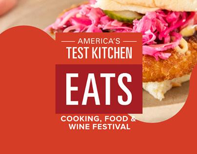 EATS Cooking, Food & Wine Festival