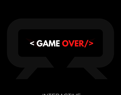 Game Over Text
